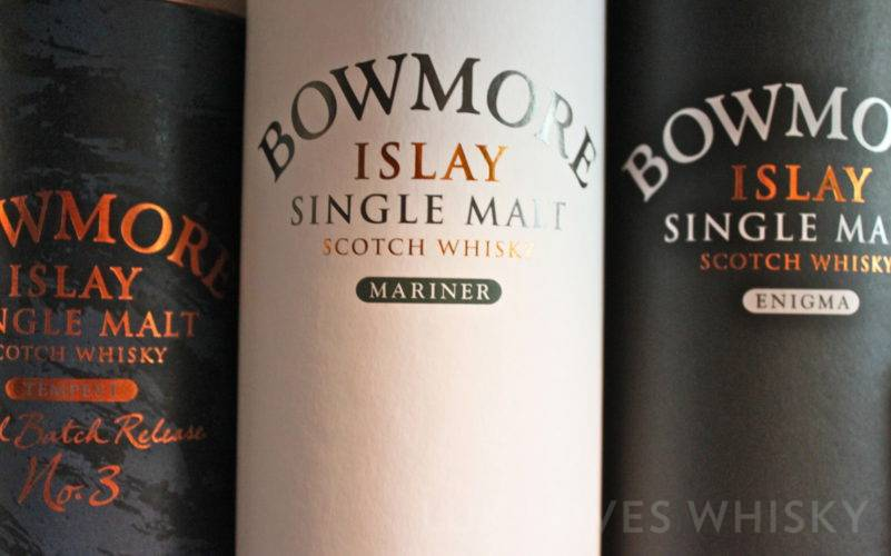 Bowmore 15 years old Mariner
