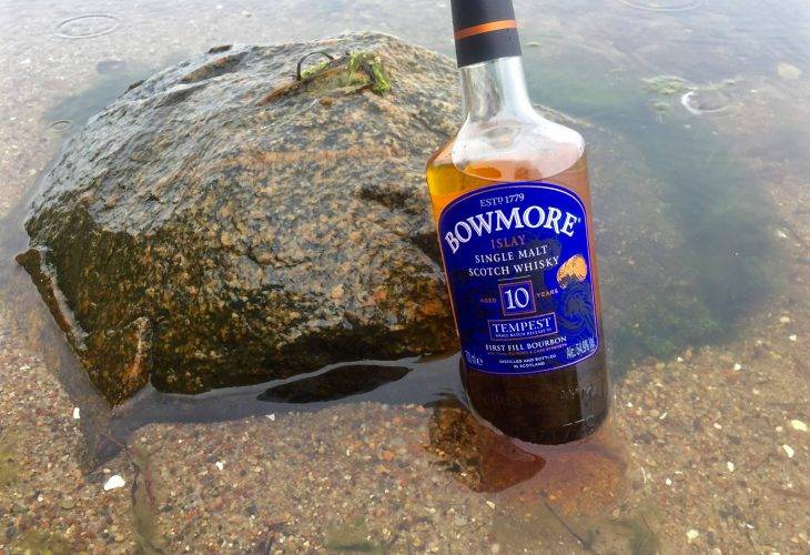 Bowmore 10 years old Tempest Batch VI