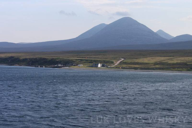 Paps of Jura, and below Islay of Jura haven surroundings
