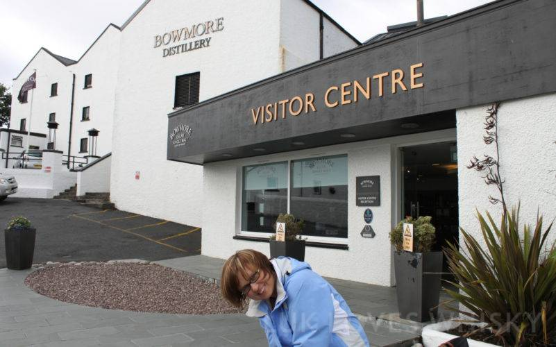Isle of Islay – part III Bowmore Distillery