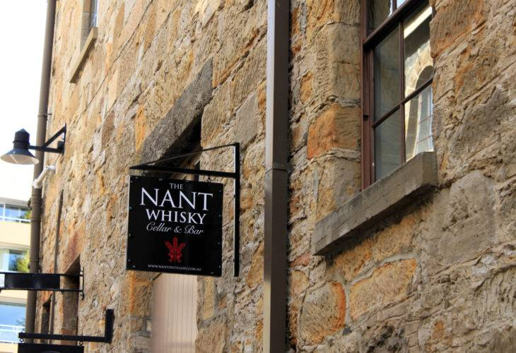 Nant Whisky Bar