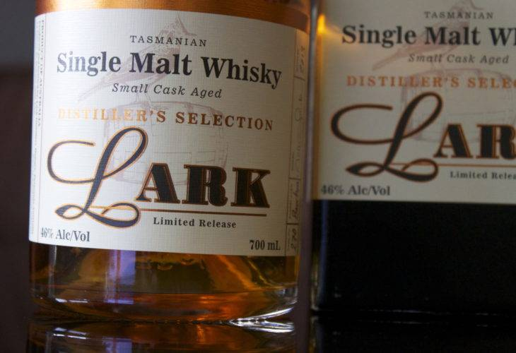 Lark Distiller's Selection Bourbon Cask