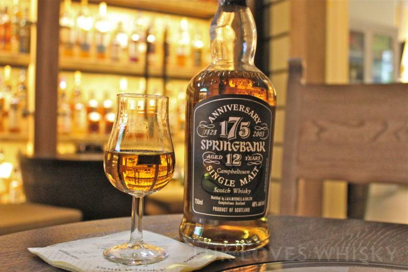 Springbank 175 12 years old