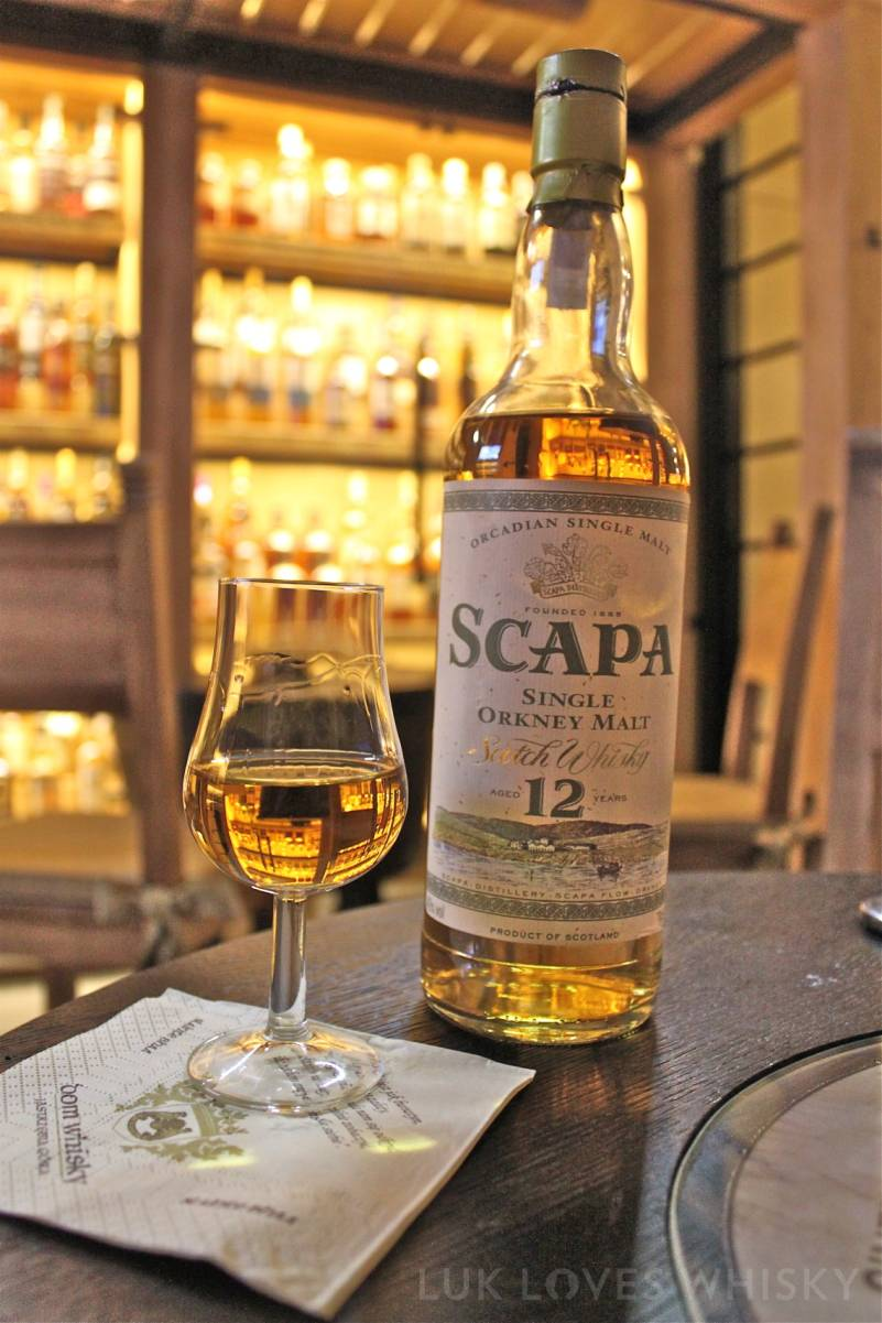 Scapa 12 years old