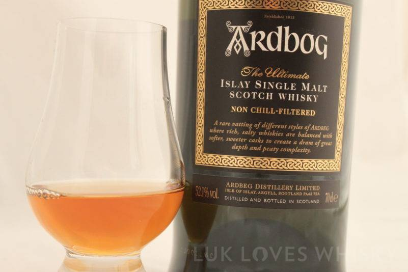 Ardbeg Single Malt Whisky Ardbog
