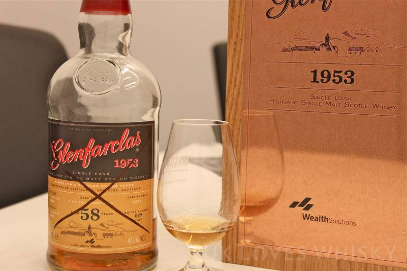 Glenfarclas 1953 58 years old