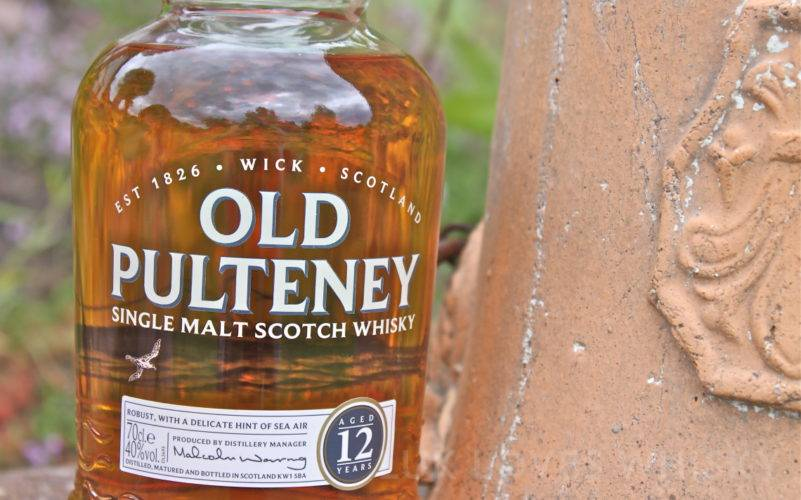 Weekend wKania Lodge zOld Pulteney 12 years old