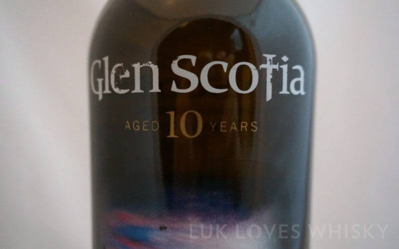Glen Scotia 10 years old