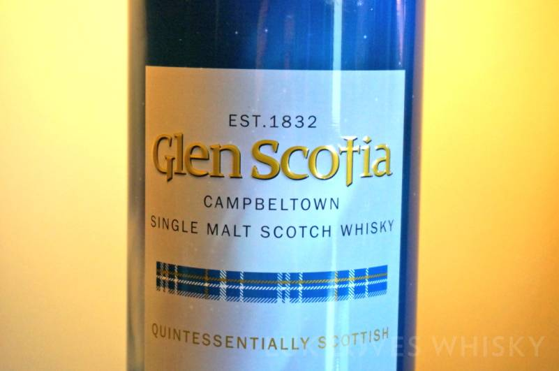 Glen Scotia 18 years old