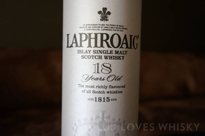Laphroaig 18 years old Diamond Jubilee