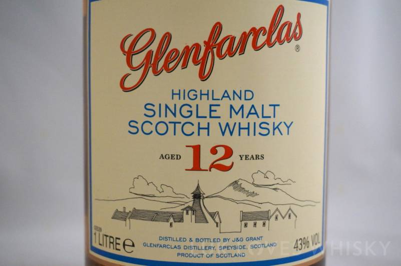 Glenfarclas 12 years old