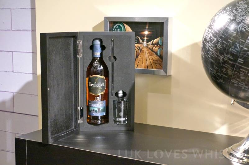 Glenfiddich 15 years old Distillers Edition
