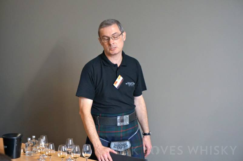 Whisky Live Paris 2013 Blind ... Tasting