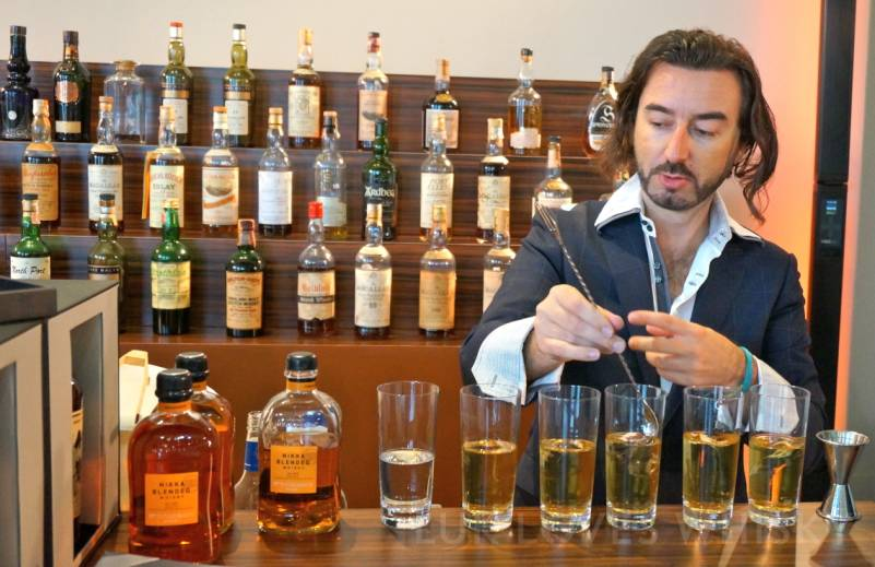 Whisky Live Paris 2013 Nikka Lunch