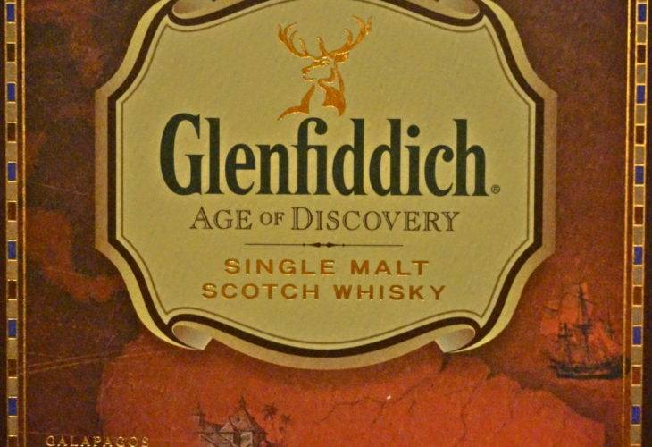 Glenfiddich 19 years old Age of Discovery Red Wine Cask Finish