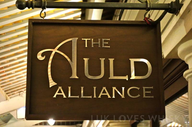 The Auld Alliance Singapore