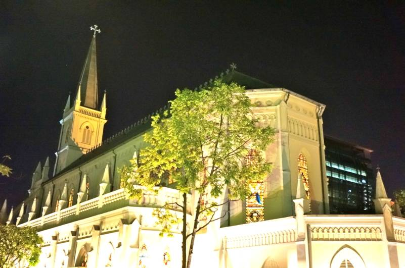 Chijmes - The Auld Alliance Singapore