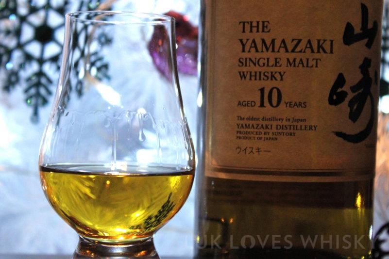 The Yamazaki 10 years old