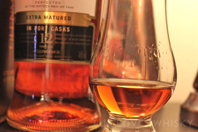 Glenmorangie The Quinta Ruban 12 years old