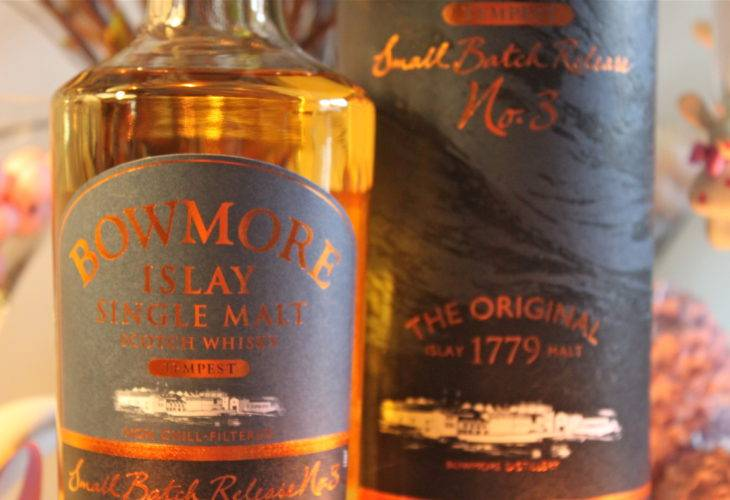 Bowmore 10 years old Tempest Batch 3