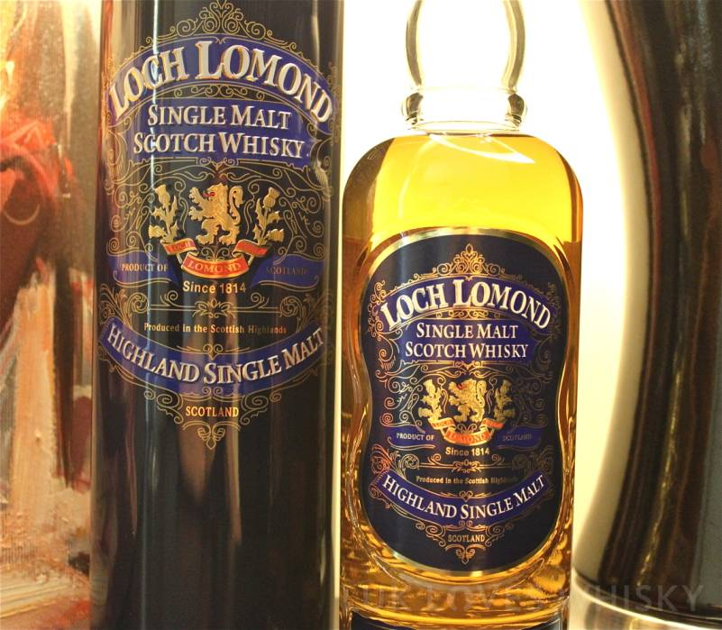 Loch Lomond Single Malt NAS