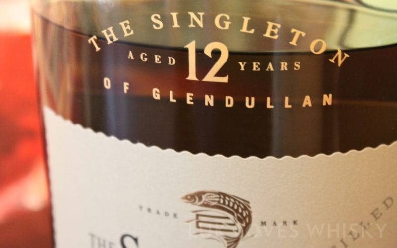 The Singleton of Glendullan 12 years old