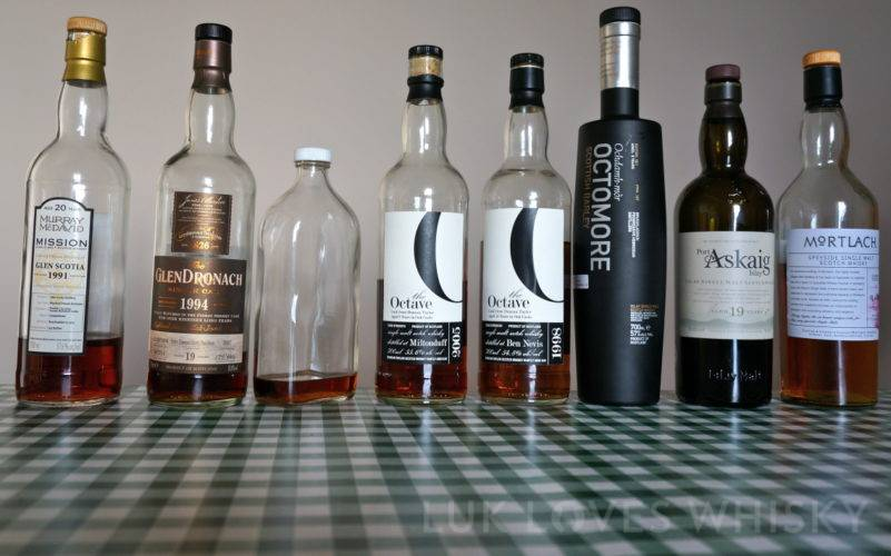 Tasting on the Orkney Islands