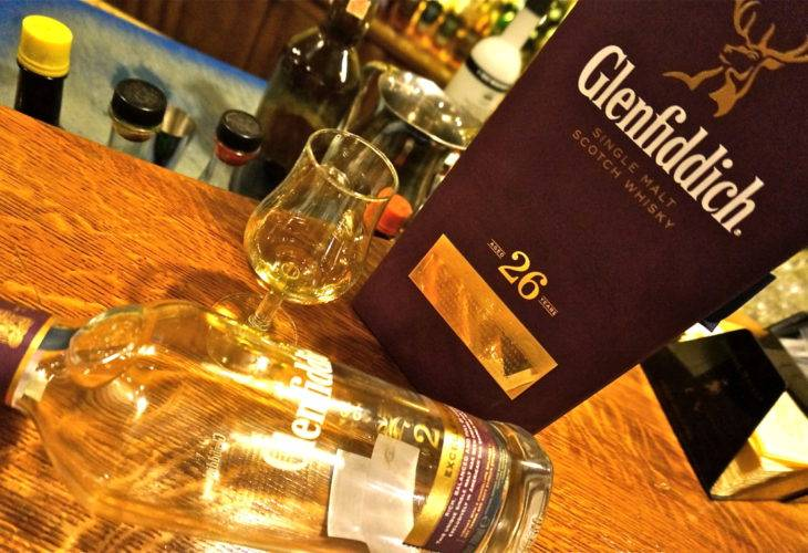 Glenfiddich Excellence 26 years old
