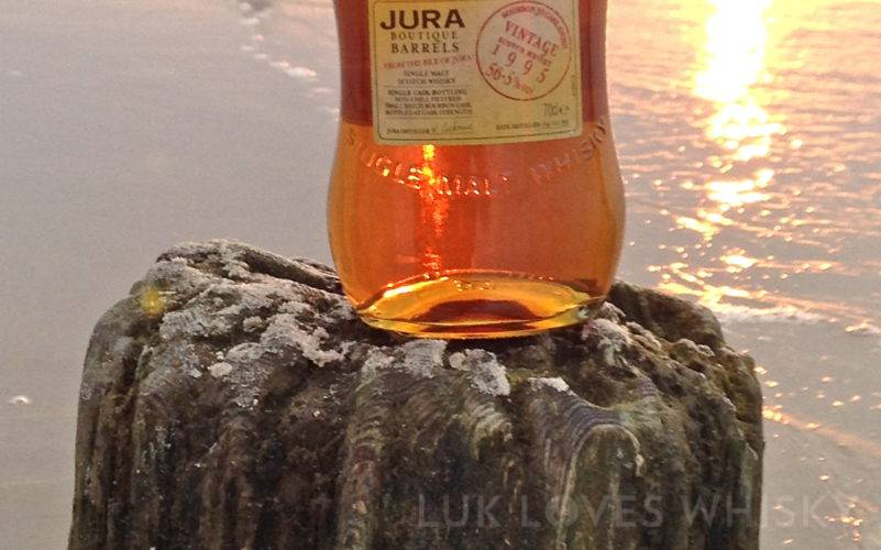The Isle of Jura 1995 Boutique Barrels