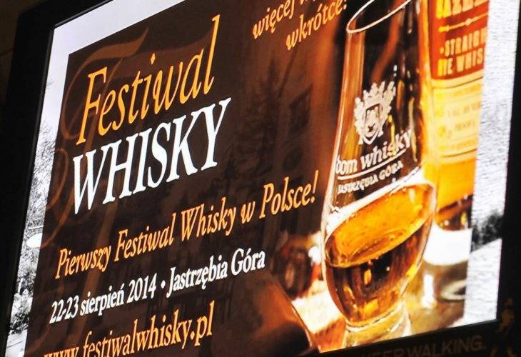 First Whisky Festival in Poland