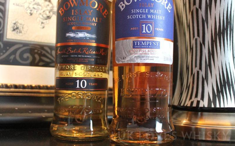 Bowmore 10 years old Tempest Batch V