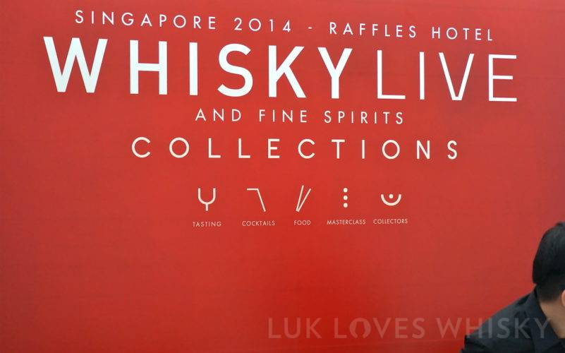 Whisky Live Singapore 2014 part 1