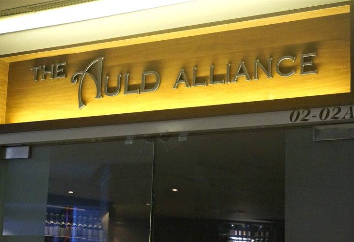 The Auld Alliance Singapore in new location
