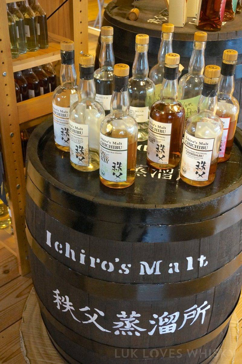 Chichibu Distillery