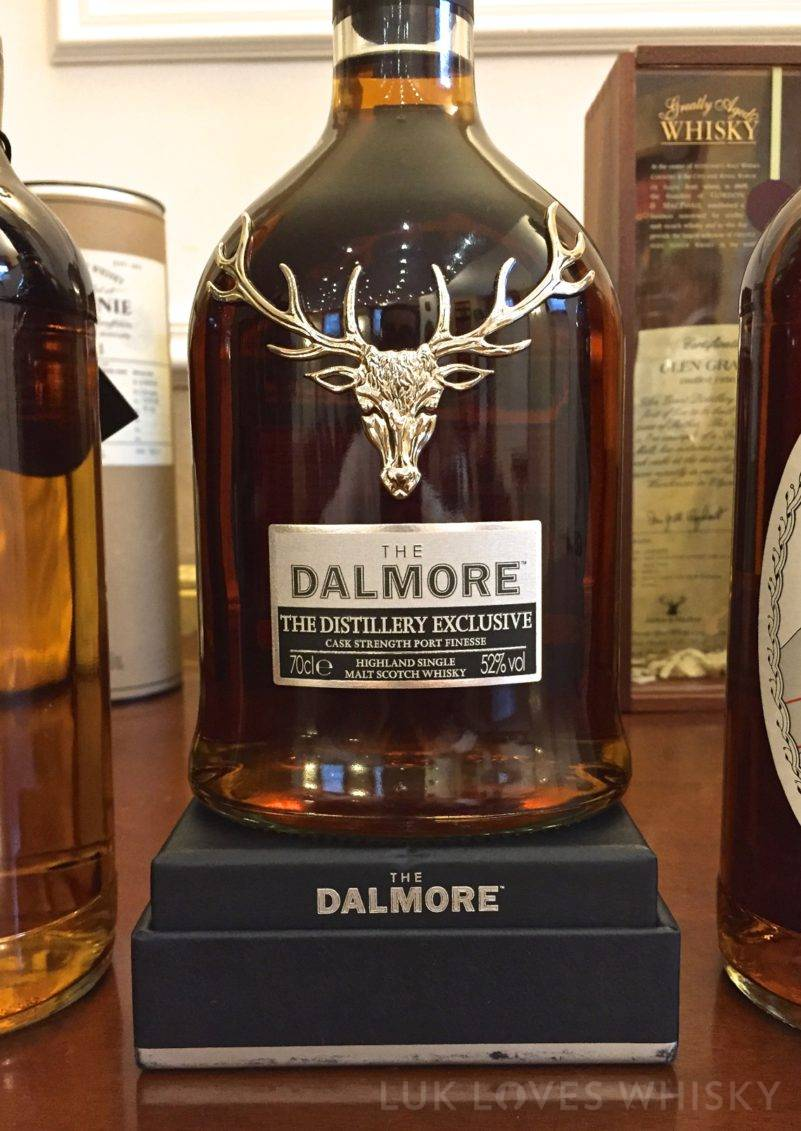 Dalmore, Distillery Edition, 2014, 21 years old