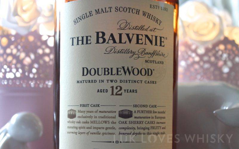 The Balvenie 12 years old Double Wood
