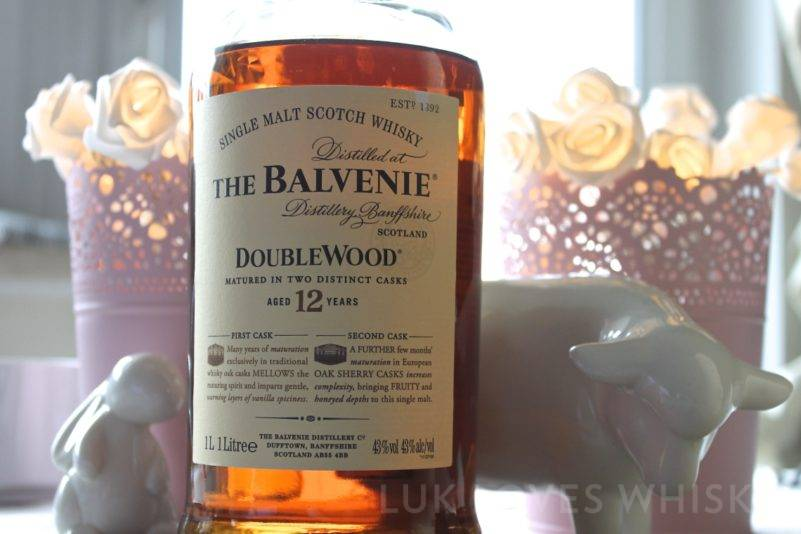 Balvenie 12 years old Double Wood