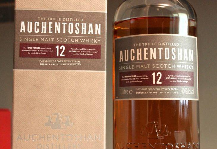 Auchentoshan 12 years old