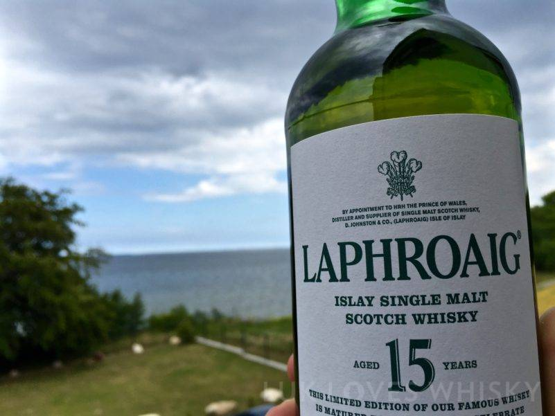 Laphroaig 15 years old 200 Anniversary