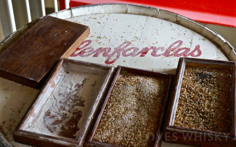 A visit to the Glenfarclas Distillery
