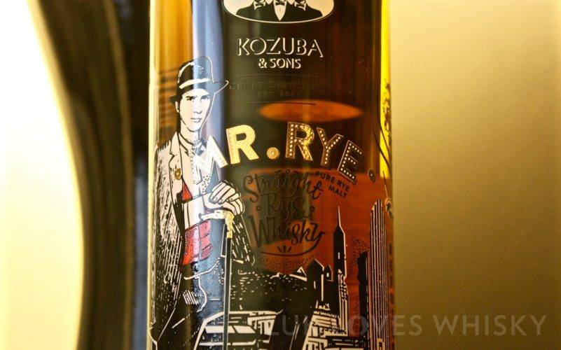 Kozuba & Sons – Mr. Rye Straight Rye Whisky