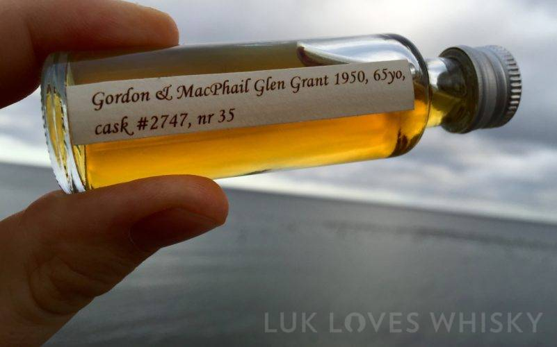 Glen Grant 1950, 65 years old, cask 2747
