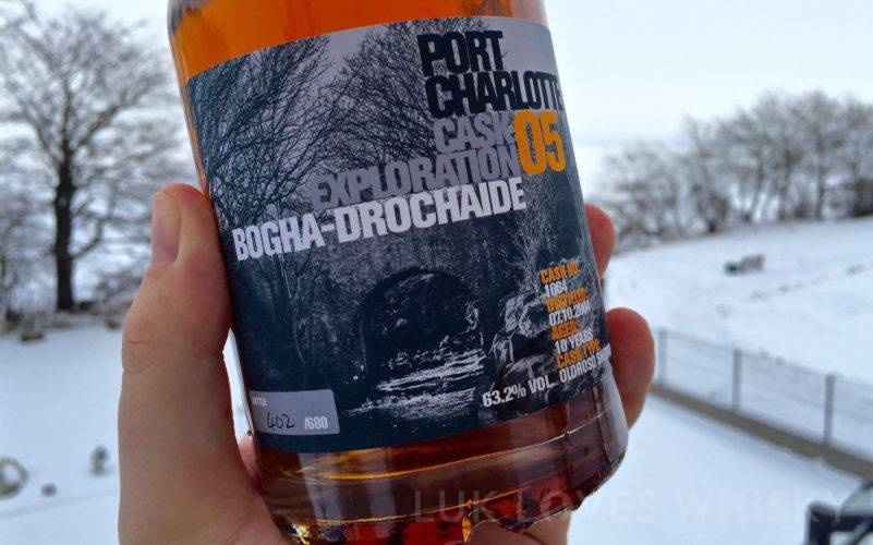 Bruichladdich Port Charlotte Valinch Cask Exploration 05