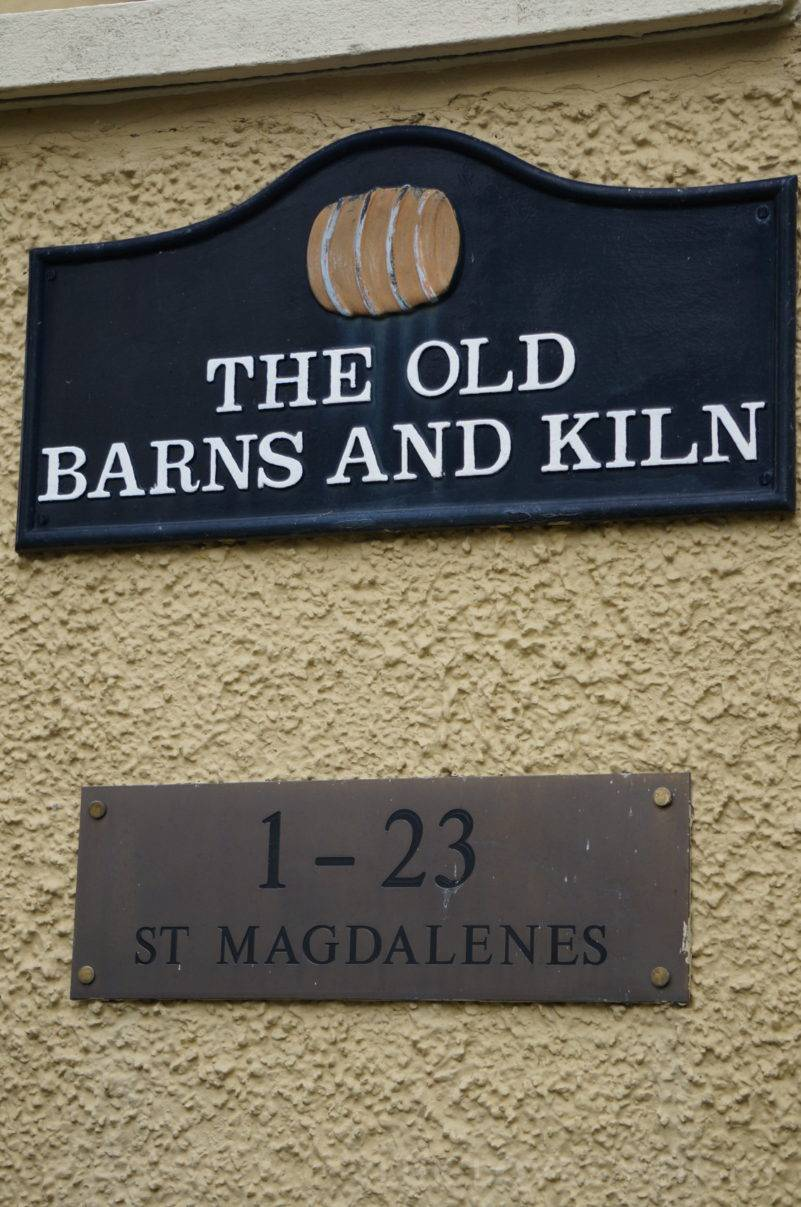 The old barns and kiln 1-23 St Magdalene