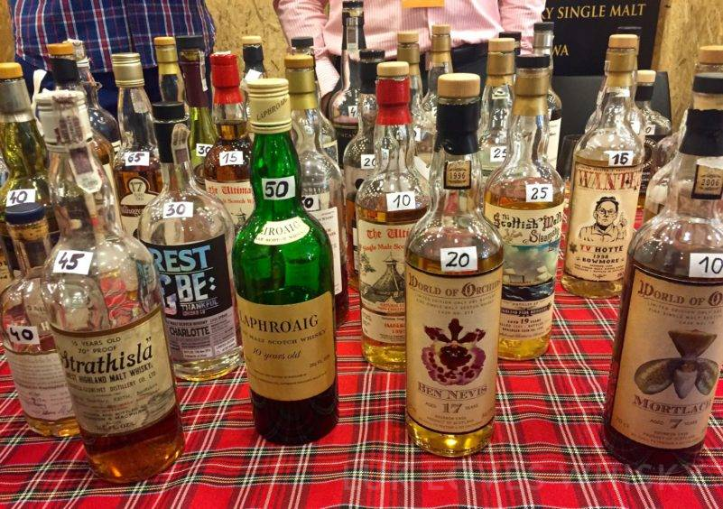 Whisky Live Warsaw 2015
