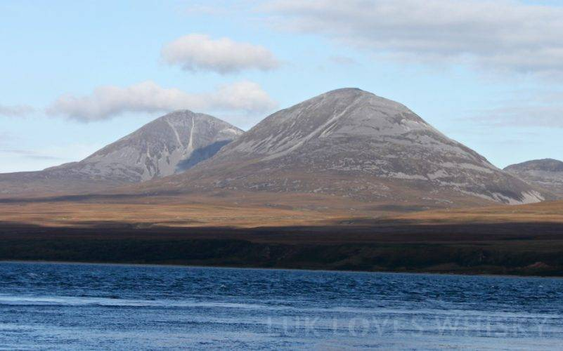 A visit to the Isle of Jura