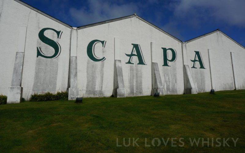 Visit to the Orkney, Scapa & Highland Park