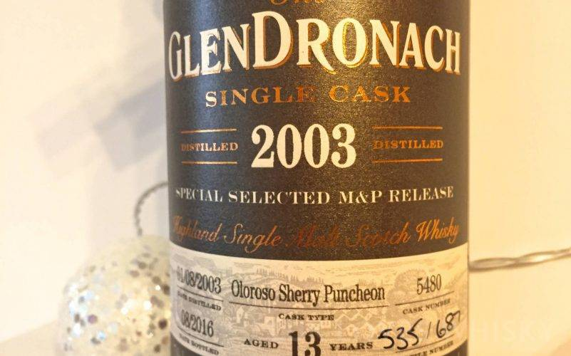 GlenDronach 2003/2016 13 years old