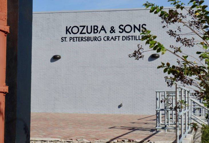 Visit to the Kozuba and Sons Distillery