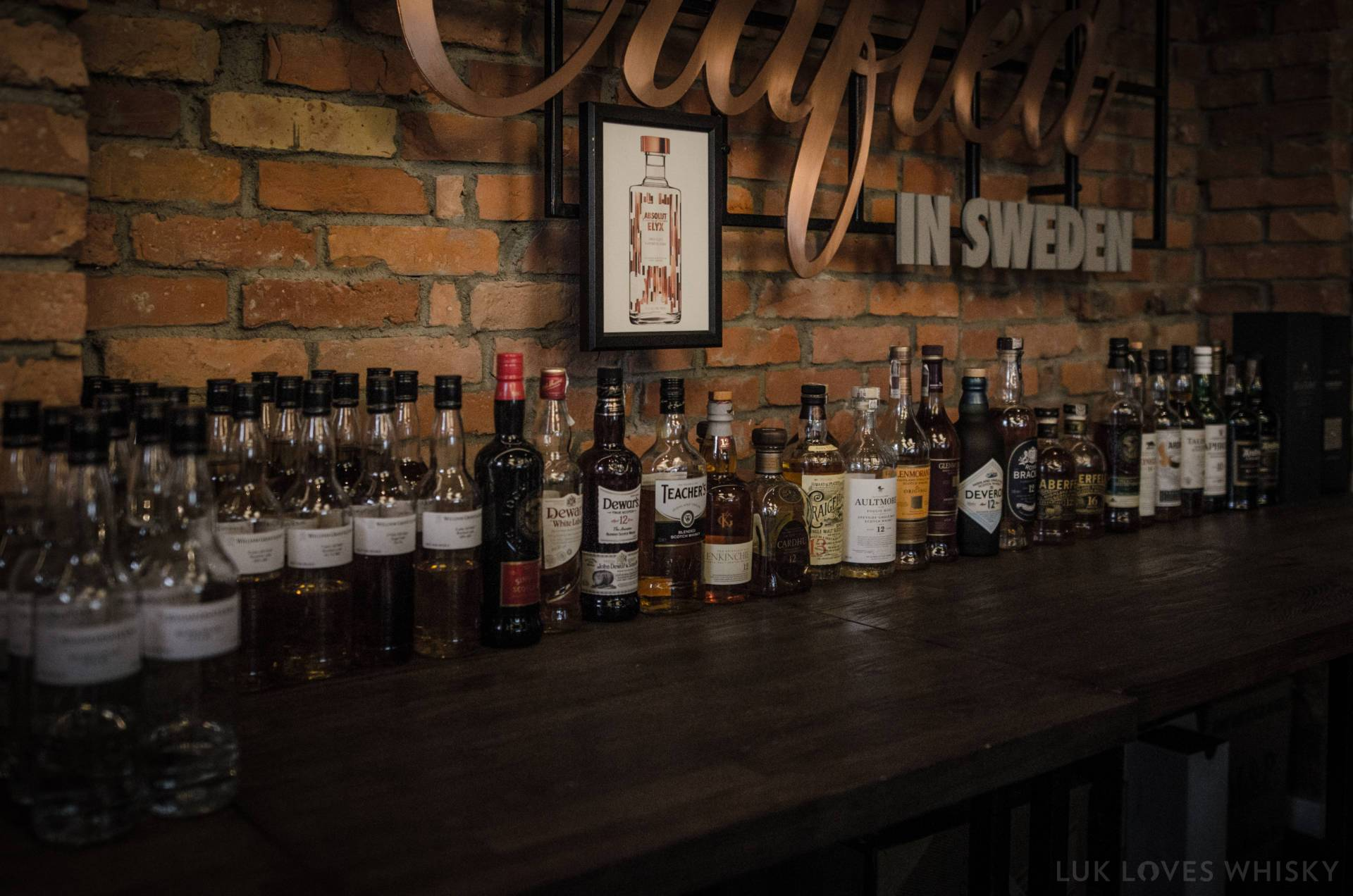 Whisky College - Bar School